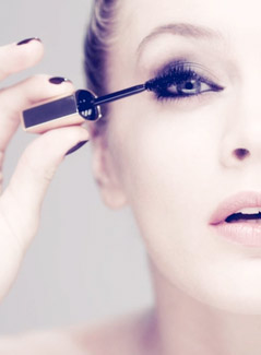 Guerlain Speed Makeup project preview | web design