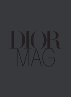 Dior Mag project preview | web design