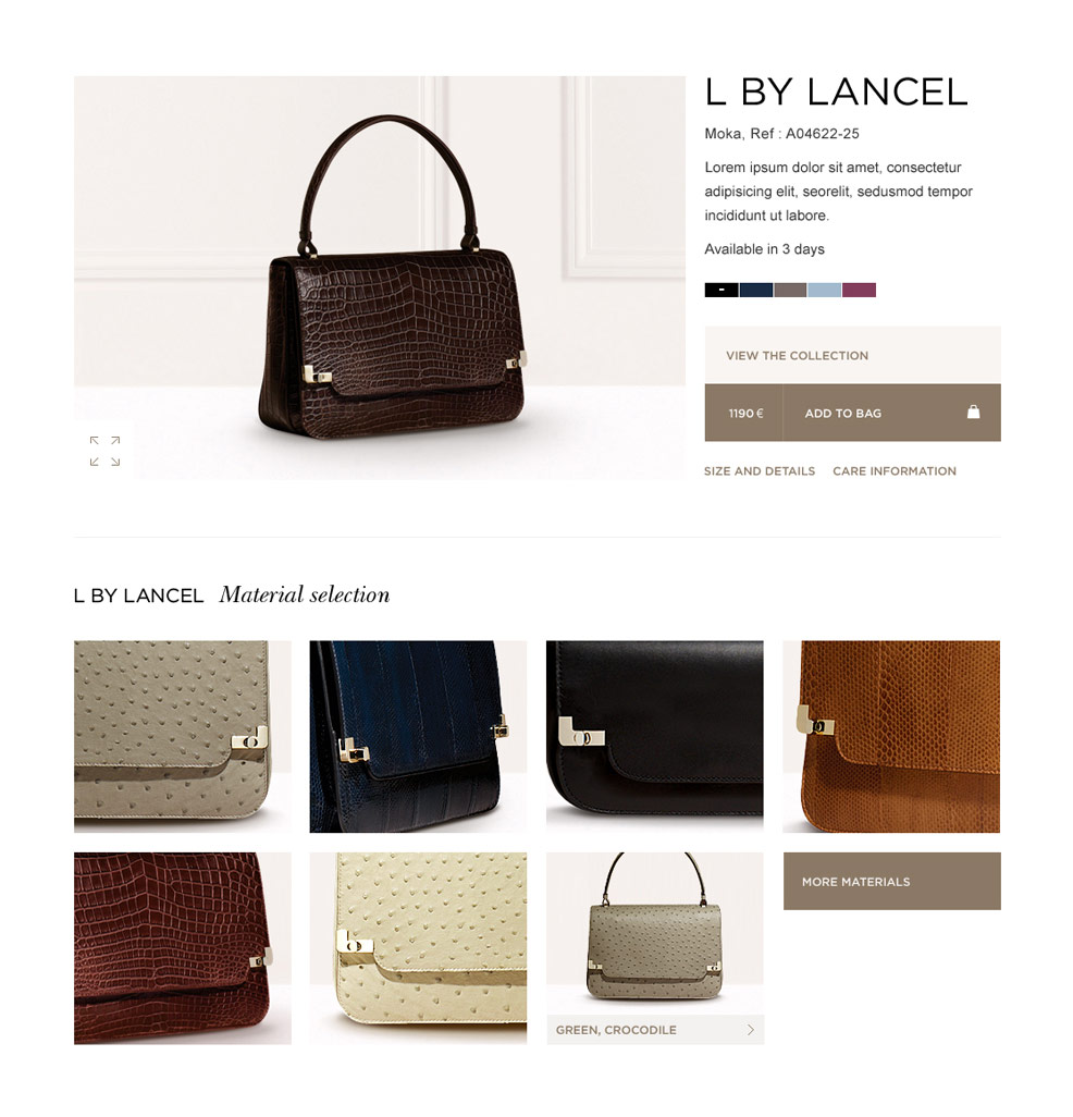 Img2 | Lancel project