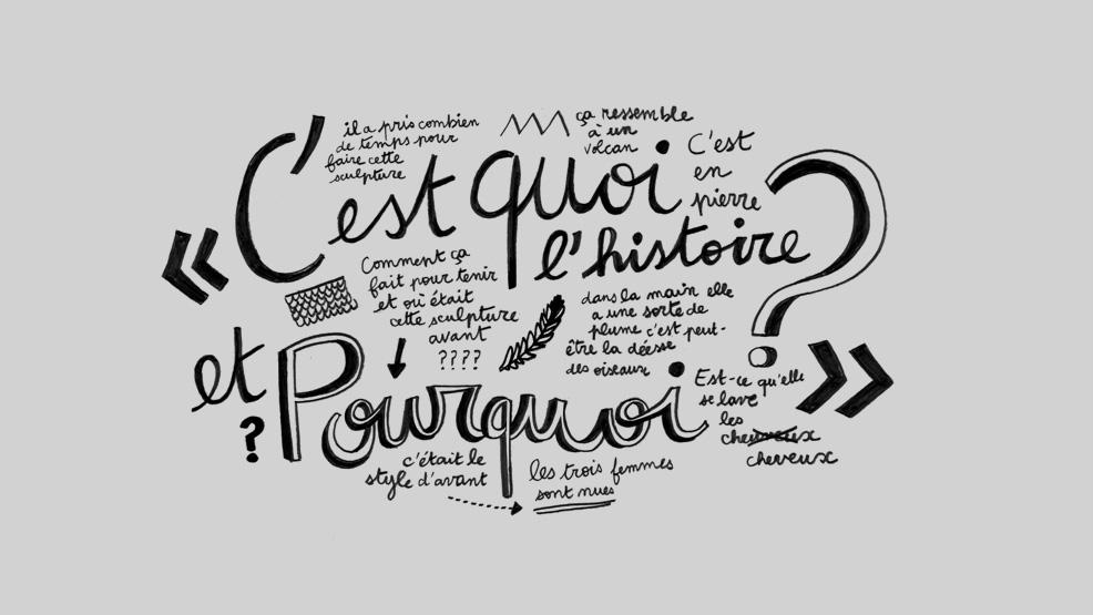 Teaser | Louvre génériques project